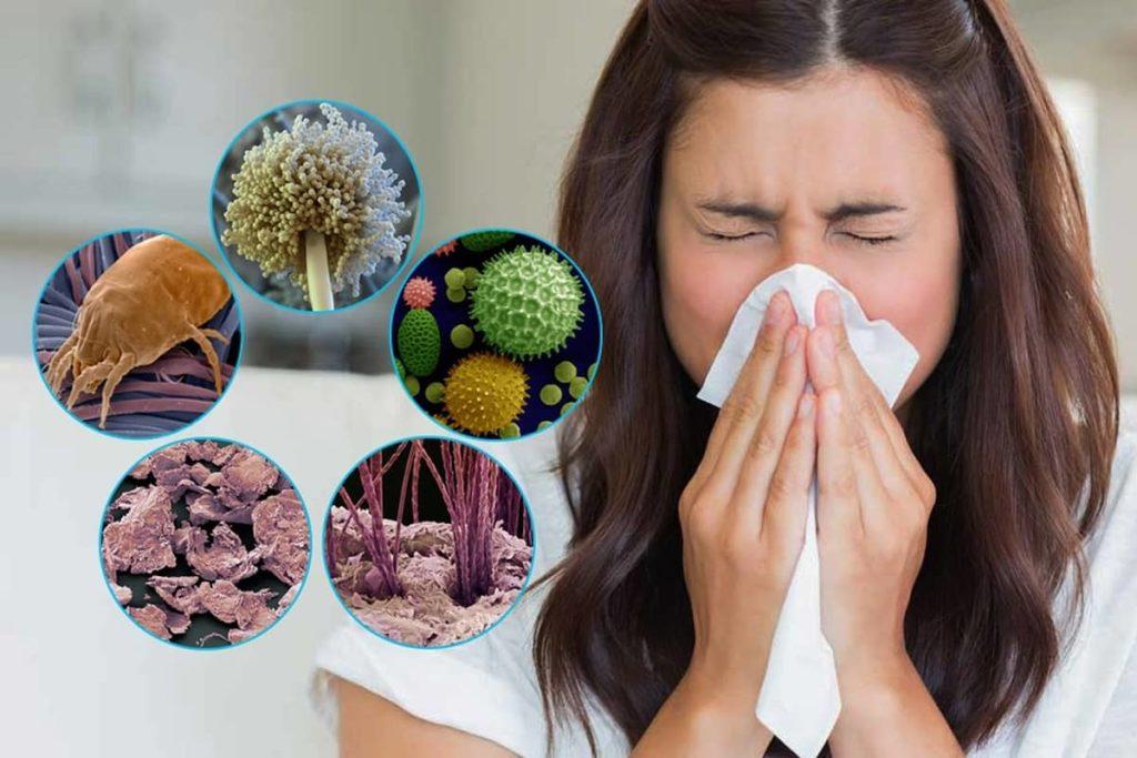 Аллергия - симптомы, лечение, профилактика, причины ...